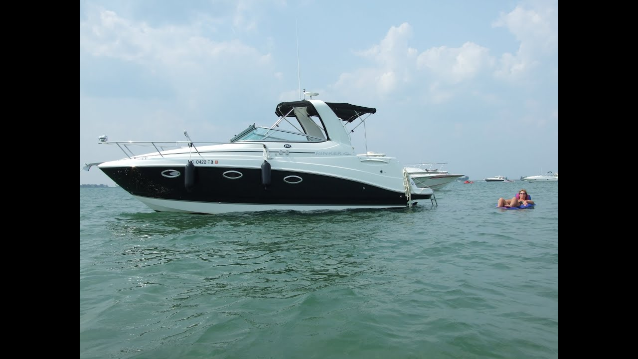 2008 Rinker 260 Express Cruiser Sold Youtube