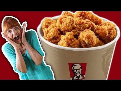Przepis Na Kubełek Z KFC