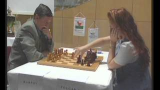 POLGAR - KARPOV Chess Match 1998, Budaspest