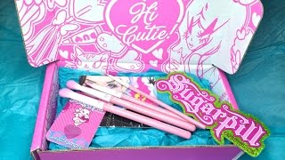 Mizzle Hizzaul & Review: Sugarpill Brush Set Thumbnail