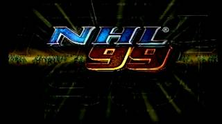 (PS1) NHL 99 Full Game Red Wings @ Avalanche