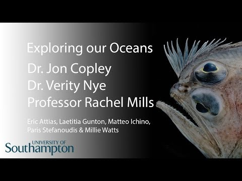 Panel discussion on ocean exploration