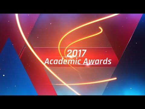 Academic Awards 2017
