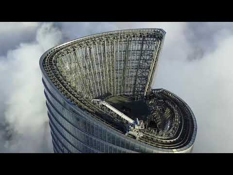 Shanghai Tower - Asia's tallest building