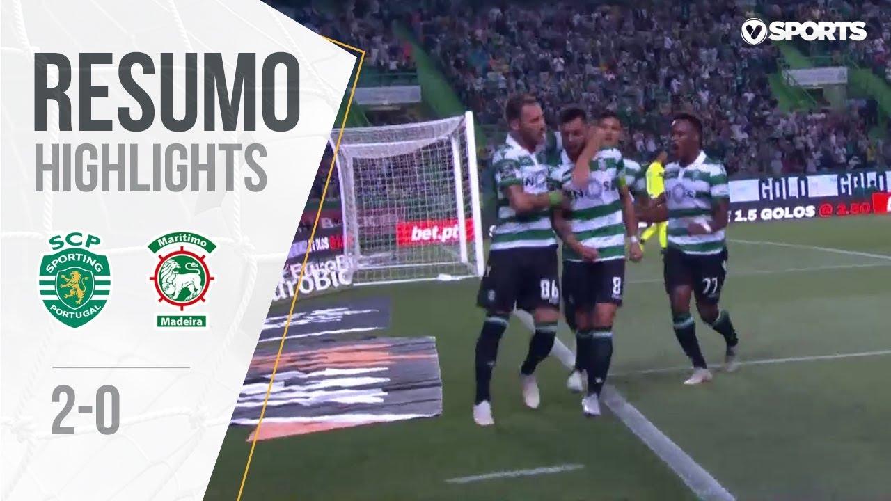 highlights-resumo-sporting-2-0-martimo-liga-18-19-6