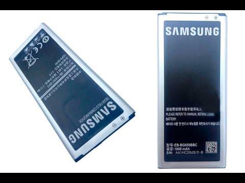 Оригинальный аккумулятор для Samsung Galaxy Alpha G850 NFC