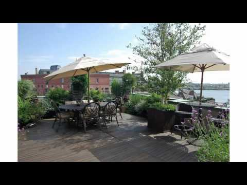 Boston Luxury Real Estate - 300 Commercial Street #710 | The Mariner - CL Waterfront Properties