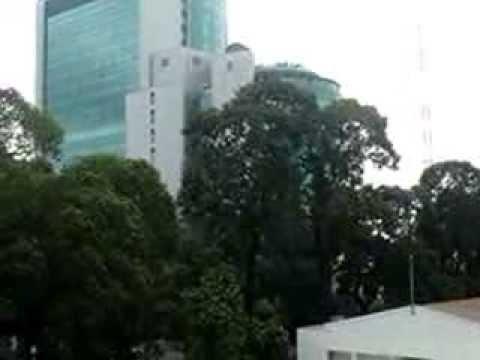 Điều động hai trực thăng cứu hộ tại Diamond Plaza 14/08/2013