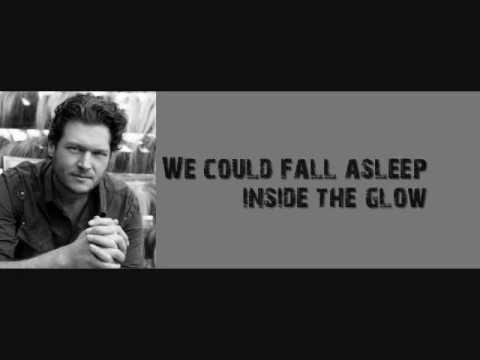 Over- Blake Shelton With Lyrics!