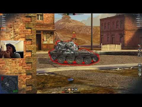 WoT Blitz - Ты захочешь удалить игру.Откуда берут таких РАКОВ - World Of Tanks Blitz (WoTB)