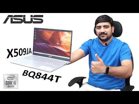 Asus VivoBook 15 Core i5 10th Gen X509JA-BQ844T Laptop Unboxing & Review [Hindi]