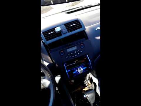 Reprogramming Metra Dash Kit For 03 Honda Accord