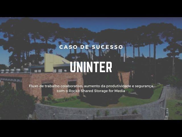 Caso de sucesso - Grupo Uninter