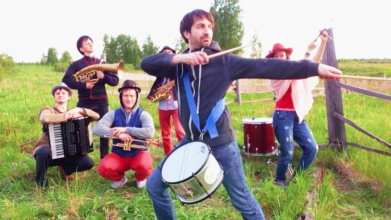 Bubamara Brass Band - Izmalkovo Oro (Official Clip)