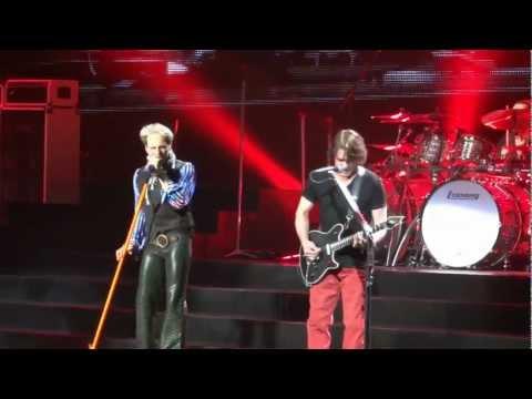 Van Halen Runnin' With the Devil Live Montreal 2012 HD 1080P