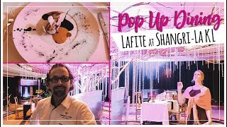 Five Elements Fantasy Dining at Shangri-La Kuala Lumpur Lafite Restaurant