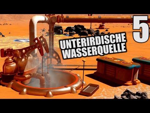Surviving Mars Deutsch #5 Riesiges Wasservorkommen | Let's Play Surviving Mars Gameplay German