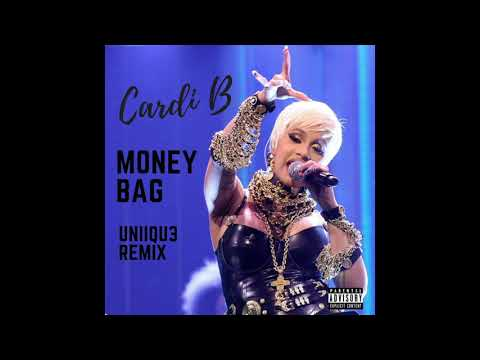 Cardi B - Money Bag ( UNIIQU3 Jersey Club  Remix )