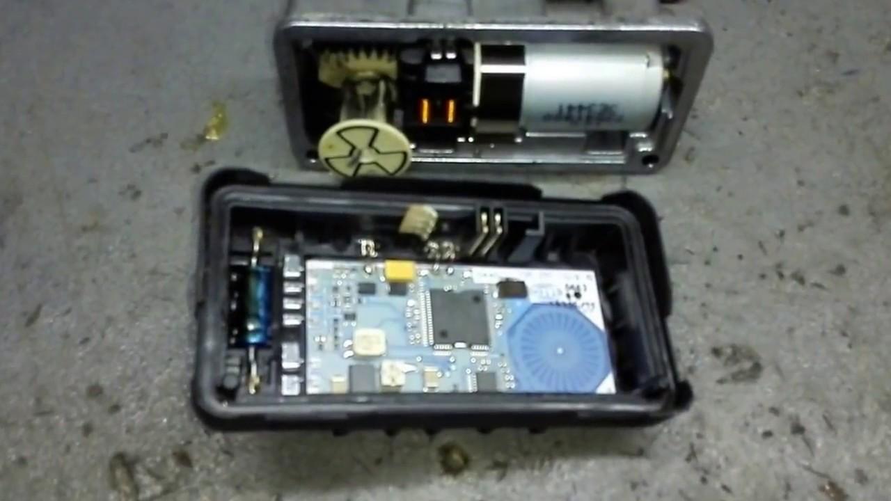 Turbo actuator repair VGT Mercedes