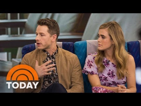 Actor Josh Dallas Says New Suspense Show 'Manifest' Is A Combo Of 'Lost' And 'This Is Us' | TODAY