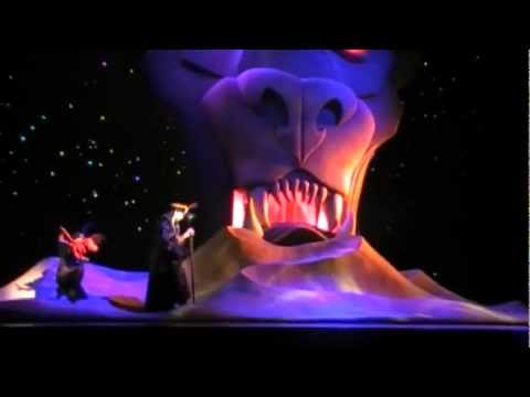 Aladdin: A Musical Spectacular  Part 1 of 5 - Disney California Adventure