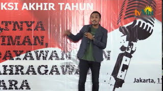 Cerita Abdur Saat di UMM Bikin Pak Menteri Ngakak!