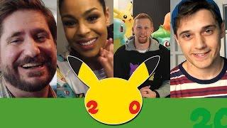 #Pokemon20: Share Your Pokémon Story!