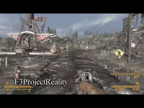 Fallout 3 мода