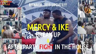 Download Lagu BBNaija 2019 UPDATES | Ike and Mercy BREAK UP | Tacha INSULTS Mike | Omashola SEES THELMA BATHING😳