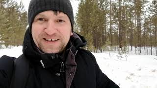 Зимняя рыбалка часть 1 март 2021
