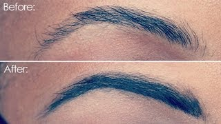 Tutorial: Eyebrows 102 - College Fashion Thumbnail