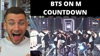 BTS 'ON'  @200227 M COUNTDOWN/COMEBACK STAGE - BTS (방탄소년단) -…