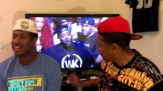 Rap Battles-Smack DVD - Lux VS Murder Mook Freestyle Battle