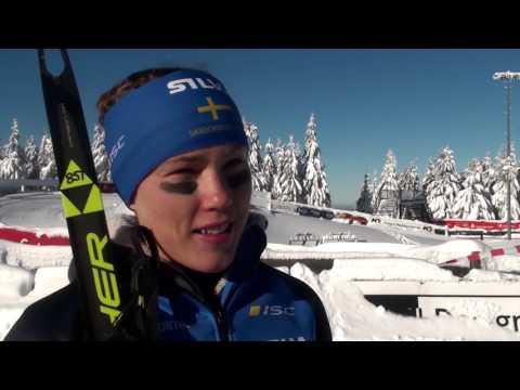 Summary of skio wcup 2016-2, oberwiesenthal, germany - [sprint]