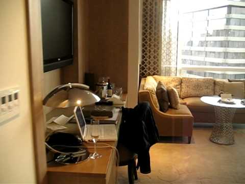 Room #805 at the St. Regis Mexico City