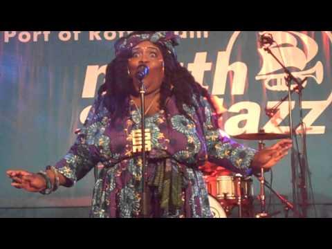 Sarah Jane en North Sea Jazz Festival 2015 (Rotterdam)