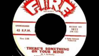BOBBY MARCHAN   There Is Something On Your Mind Pt 2   1960