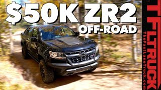 Chevy Colorado ZR2 vs Pennsylvania Gulch: Most Expensive & Capable Midsize Truck?
