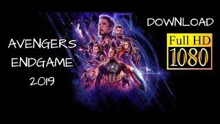 Gambar cover DOWNLOAD Avengers Endgame 2019 (1080p) DIRECT LINK