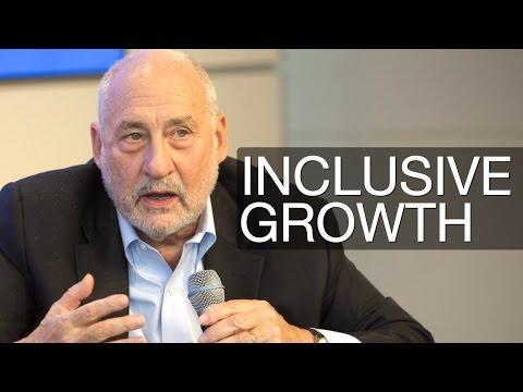 Joseph Stiglitz 2015 : Does Economic Growth Leave People Behind?