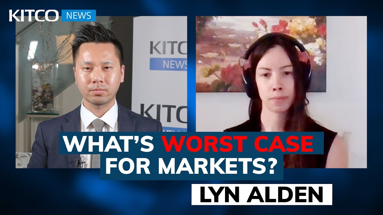 Markets Could Tank To March Lows Again In Worst Case Scenario Lyn Alden Youtube