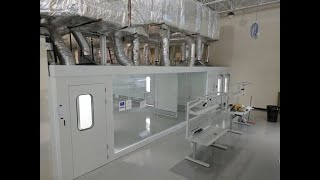 ISO 6 Cleanroom for High Tech Manufacturing | Mecart
