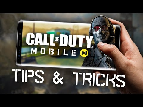 Call Of Duty Mobile: 14 Tips & Tricks The Game Doesn't Tell You