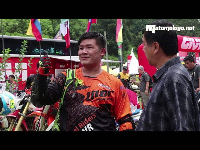 GIVI Rimba Raid 2019 | Perlumbaan Off-Road Bertaraf Antarabangsa Gegar  Janda Baik!