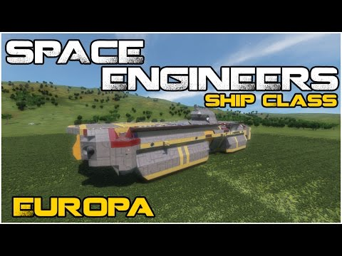Space Engineers - Concept - Europa