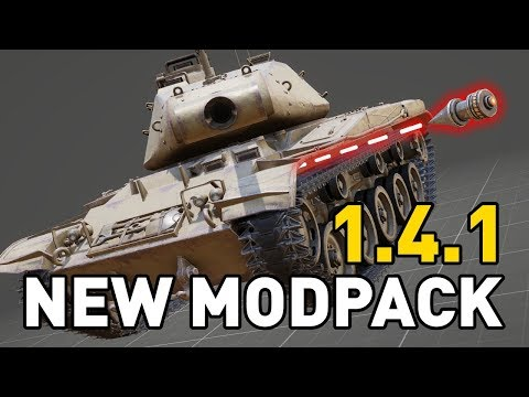 World Of Tanks ||  1.4.1 Modpack With XVM And Battle Hits!