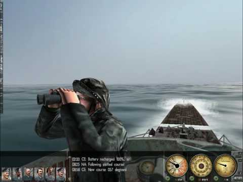 Torpedoes, Sonar, Periscopes! - Silent Hunter III