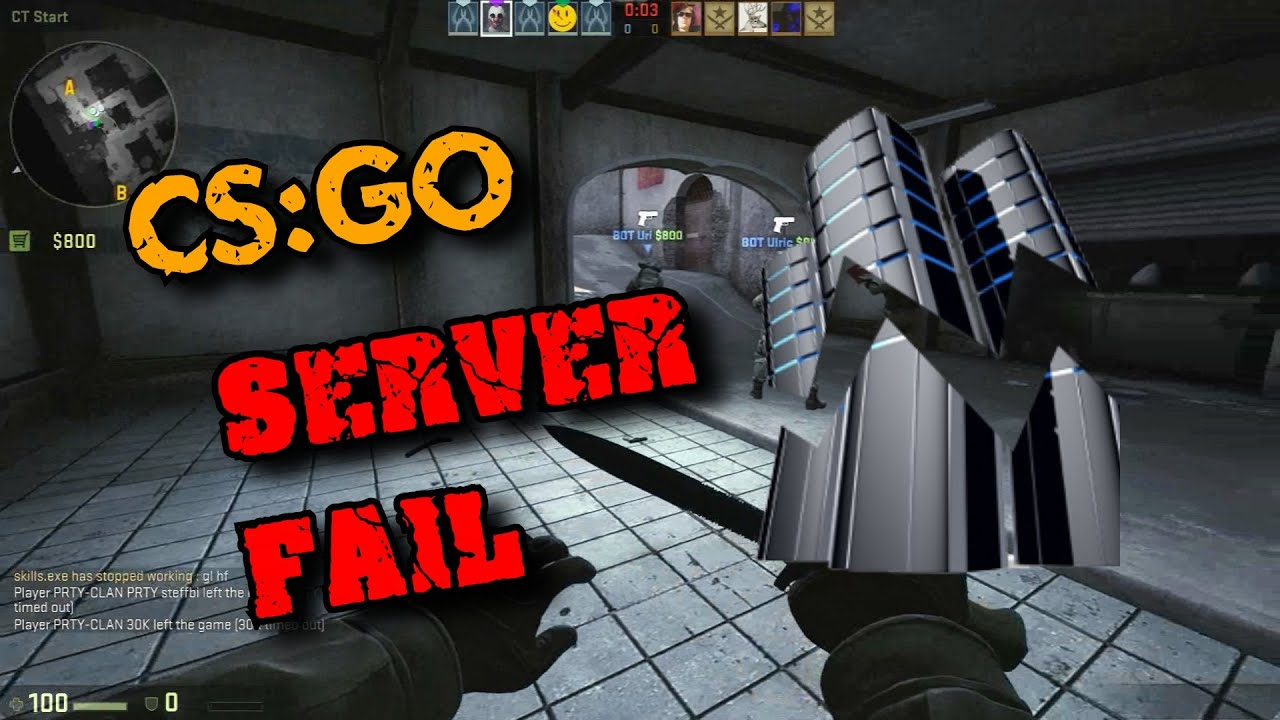 cs go matchmaking not reliable October 1, 2012 replaced competitive mode join in progress matchmaking system with queued matchmaking searching for a competitive game, either from find a game or play with friends, will enter the player/s ( between 1.