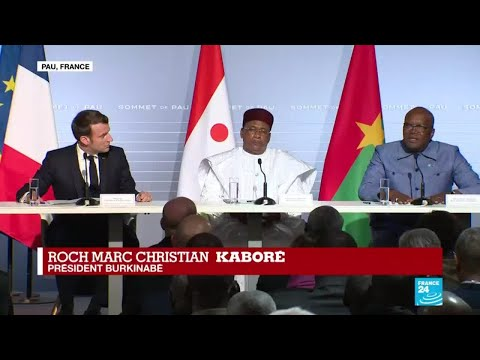 Sommet du G5 Sahel en France : Emmanuel Macron annonce l'envoi de soldats supplémentaires