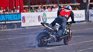 Highlights of StuntGP 2015